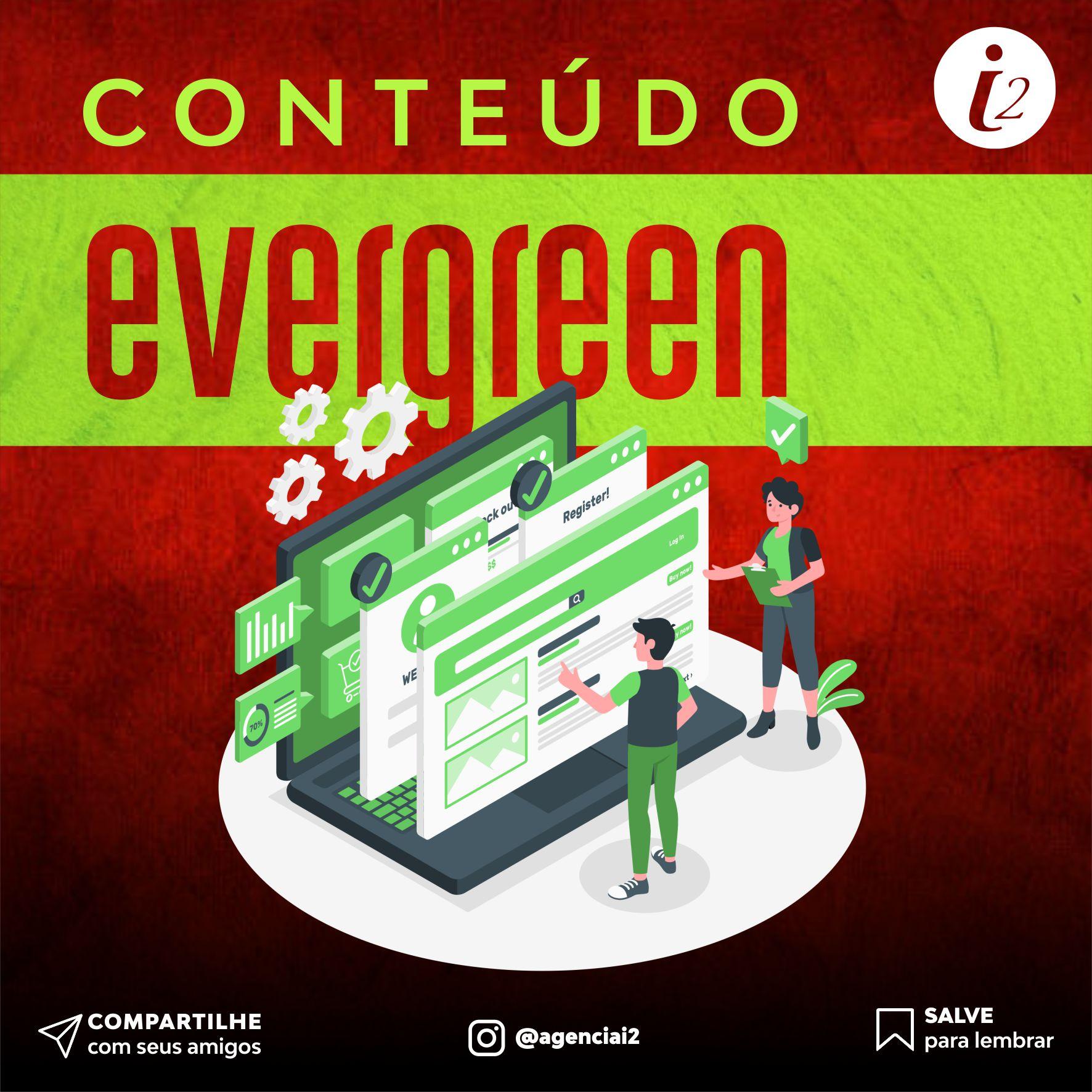 Conteúdo evergreen