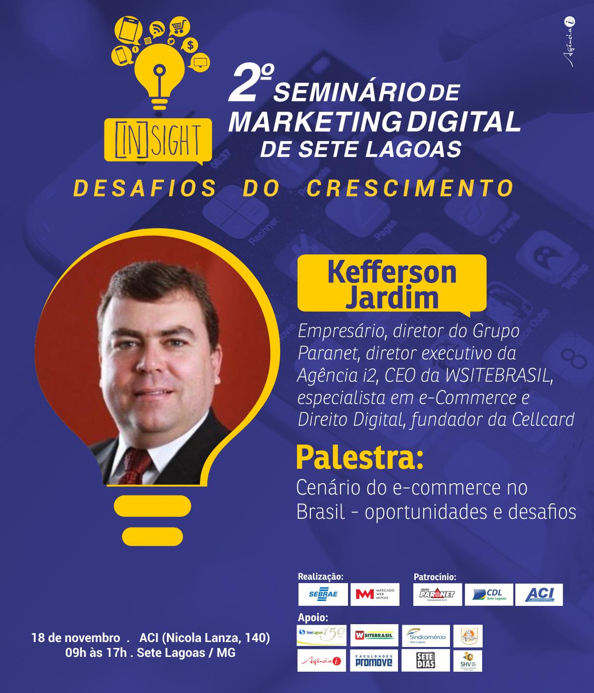 2º Seminário de Marketing Digital de Sete Lagoas